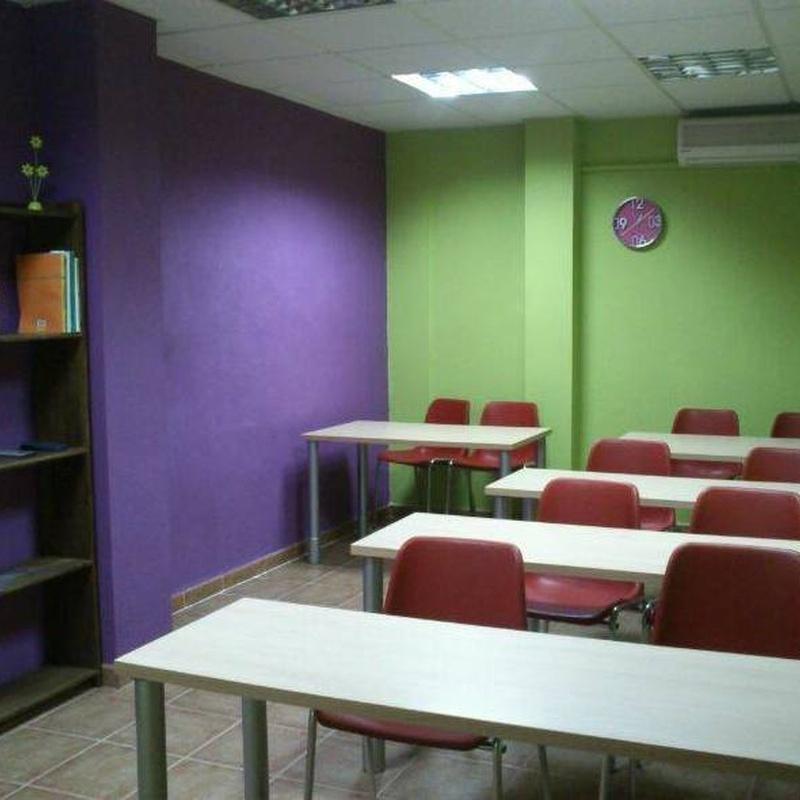 Pruebas libres: Qué hacemos de Classroom Centro de Estudios