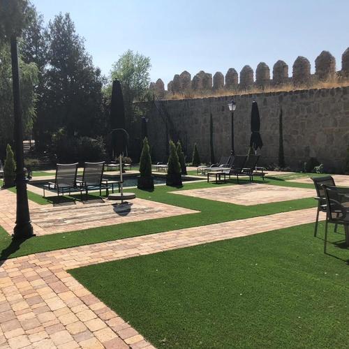Mantenimiento de jardines en Ávila