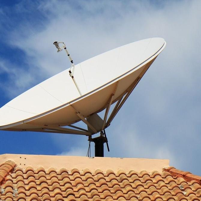 Tipos de antenas parabólicas