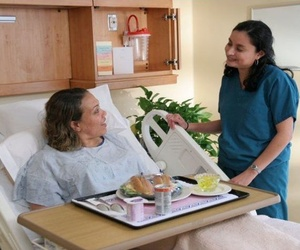 Acompañamiento hospitalario
