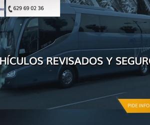 Alquiler de autocares con conductor en Albacete: Valdebus