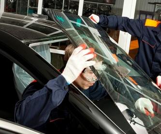 Calibrado del sistema ADAS: Productos y Servicios de Glassdrive Getafe