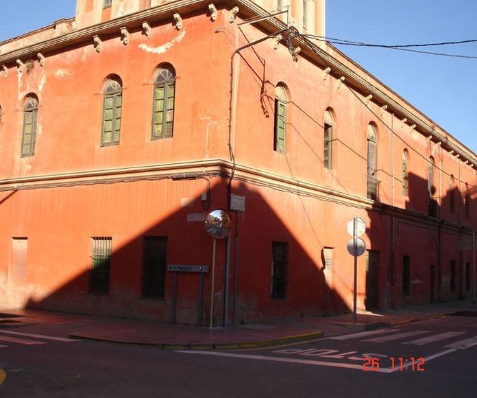 Fábrica Taulé. Remodelación en viviendas. Palamós (Girona)
