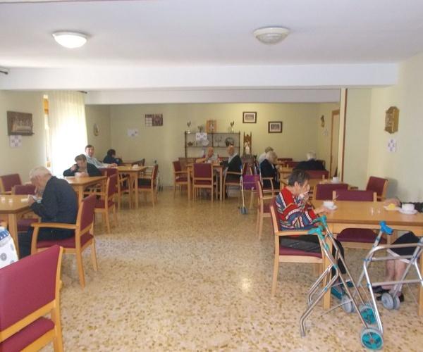 Residencia geriátrica León | Hospital de San Juan Bautista