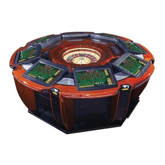 Ruleta Grand Jeu de Comatel de 8 puestos: Productos  de Bingo Copacabana Casino Park