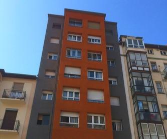 SATE Thermocal Fachadas con aislamiento termoacústico Torrelavega-Santander: Trabajos de Fachadas Cantabria