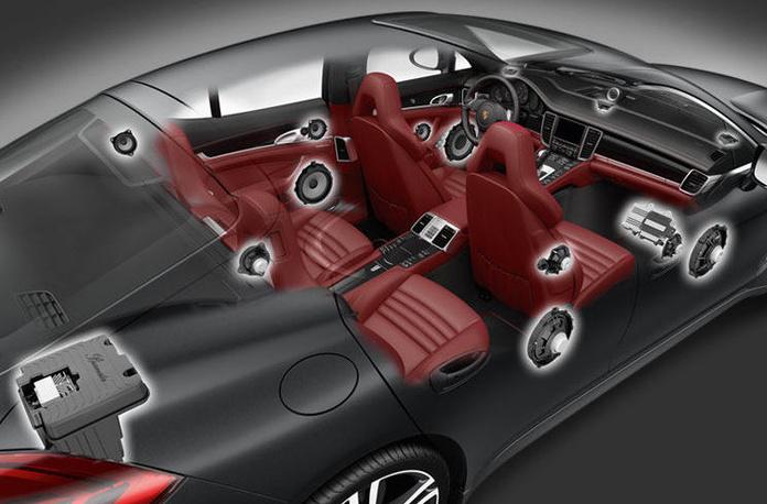 Car Audio: Servicios de Media Car
