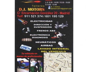 taller de coches puente de vallecas / taller de coches Madrid