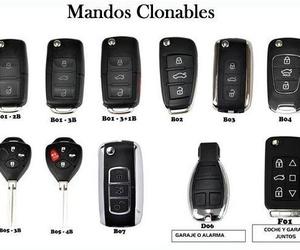 MANDOS COCHES