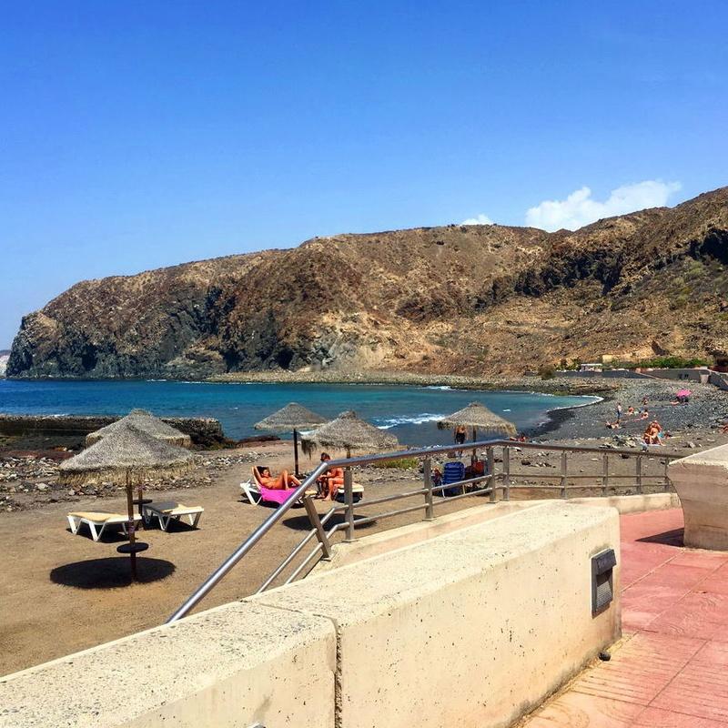 VENTA! BAJADA PRECIO!!! BONITO APTO. DE 1D EN RES. CAPE SALEMA EN PALM MAR.: Compra y venta de inmuebles de Tenerife Investment Properties