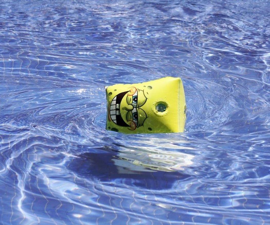 Elegir el flotador y los manguitos adecuados