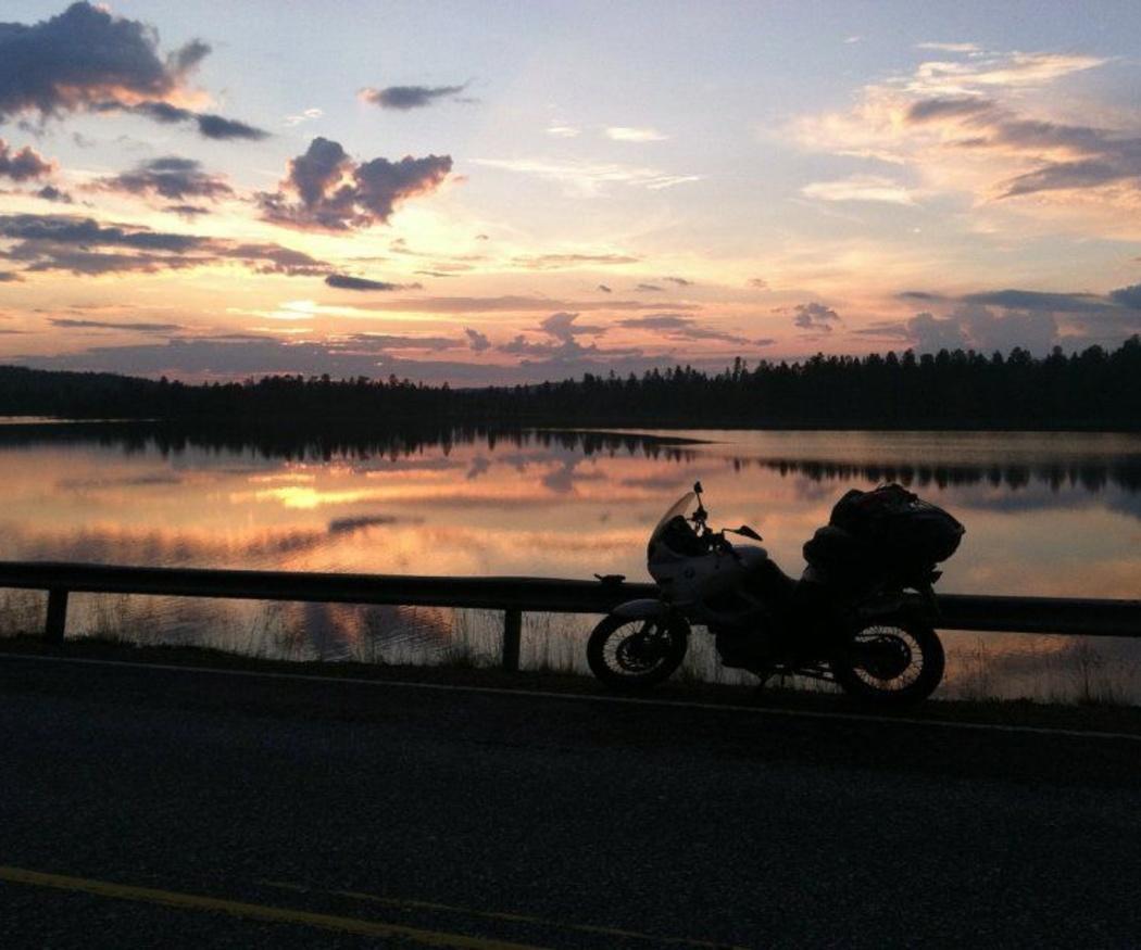Consejos para viajes largos en moto