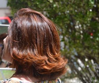 Especial novias: Servicios de Gema Mena Peluquería Hair Spa
