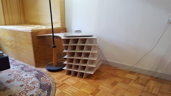 Arquitectura Paramétrica : Edificios, Diseño interiores, Muebles y Estanterías