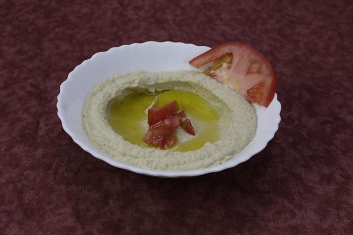 BABAGANOUCH: Carta de El Califa. Restaurante Árabe y Tetería