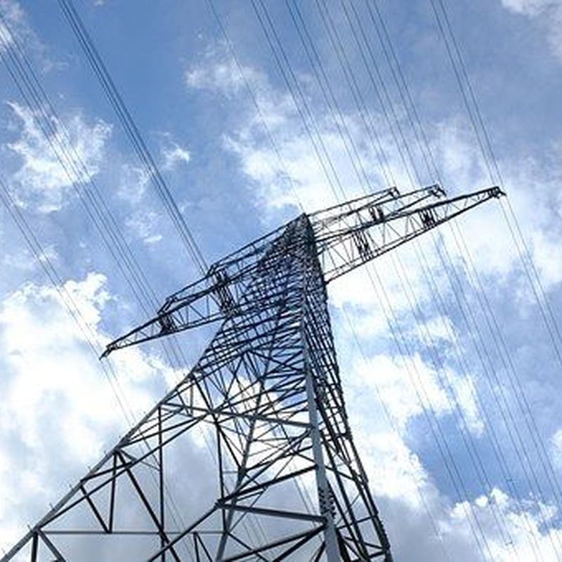 Redes de alta y baja tensión: Servicios de Herma Servicios