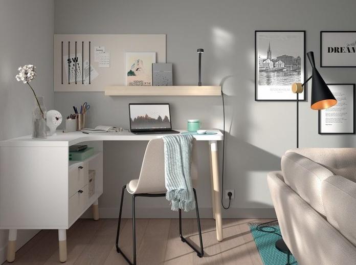 Zona de trabajo DS_03: Muebles de Spais a Mida