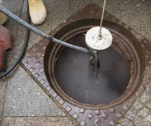 Limpieza de desagües en Zaragoza