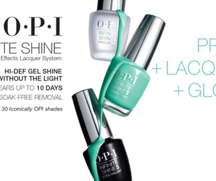 Manicura y Pedicura Infinite Shine
