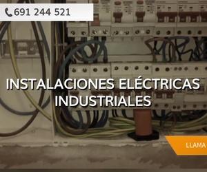 Electricista industrial en Gijón | Electrobra