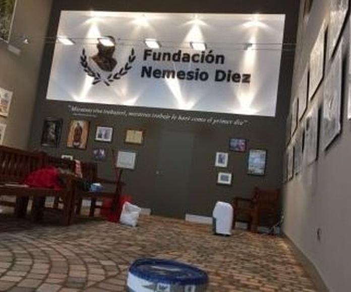 Fundación y Casa Museo Nemesio Diez en León