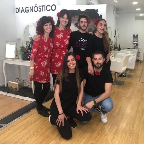 Peluquería unisex en Granada