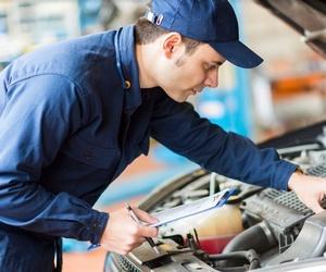Taller mecánico de vehículos y camiones