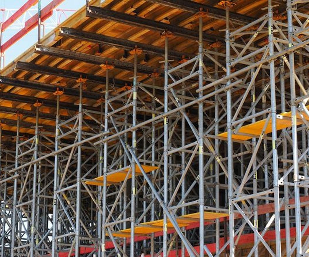 ¿Por qué confiar en nuestros servicios para el montaje de andamios?