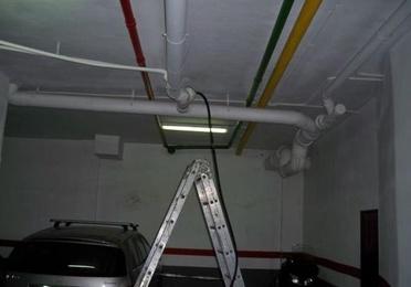 Cámaras de inspección tv.