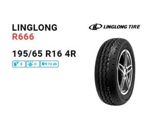 Neumáticos 195-65-R16