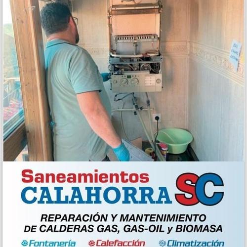 Instalaciones de fontanería Calahorra | Saneamientos Calahorra