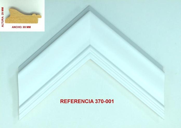 REF 370-001: Muestrario de Moldusevilla