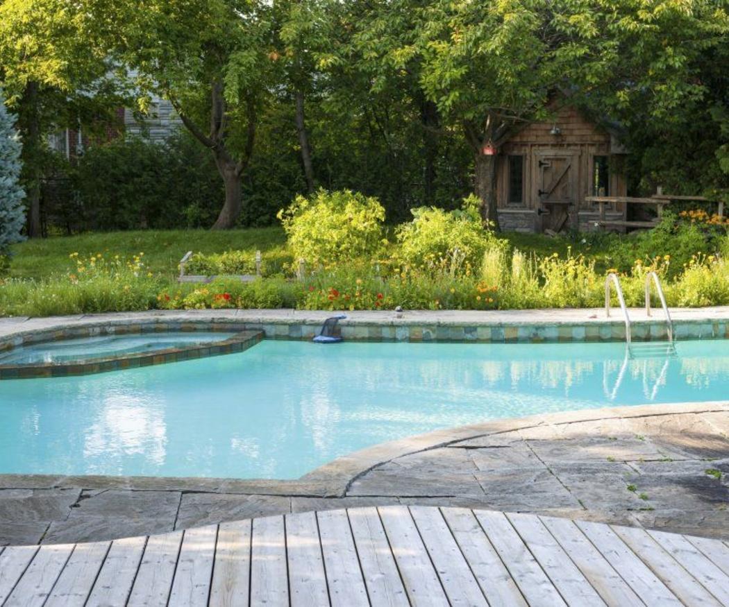 Características de las piscinas de obra