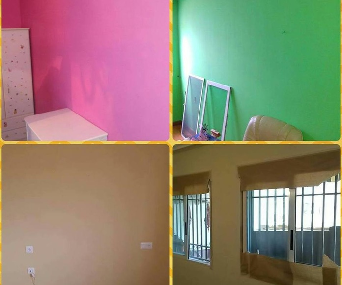 Pintura en su hogar