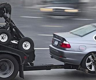 Recogida de coches: Servicios de Grúas Lucas