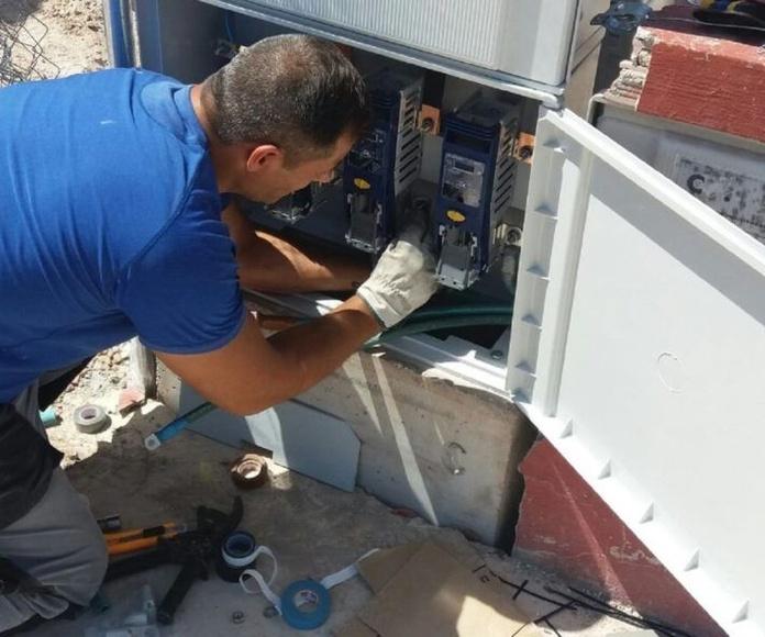 Electricidad: Servicios de TodoArreglo.com