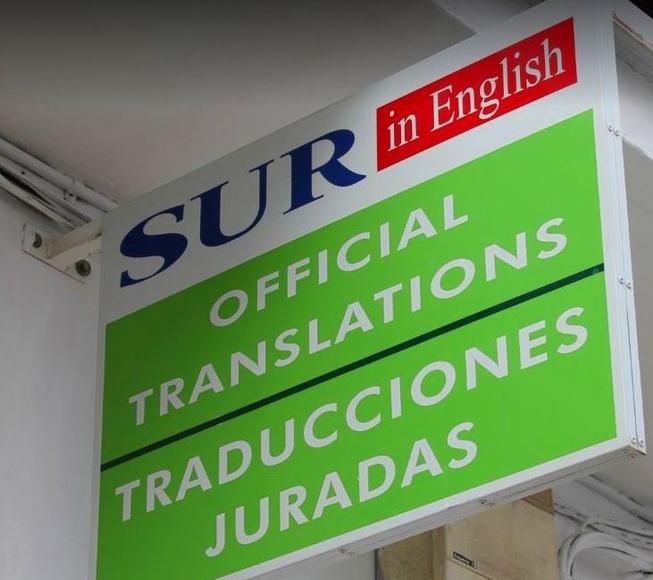Traducciones juradas: Trabajos de Traducciones San Pedro