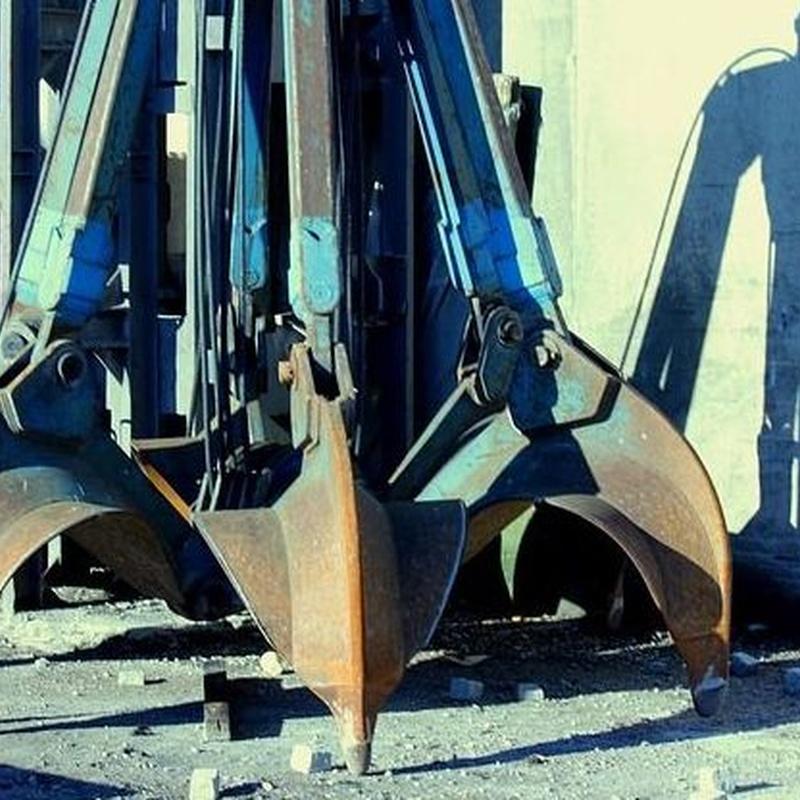 Tratamientos metales: Servicios de Chatarreria y Compraventa de Metales Nande