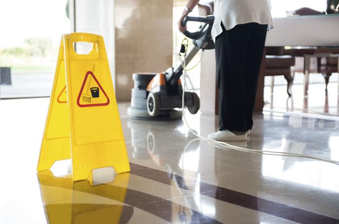 Limpieza de oficinas y edificios