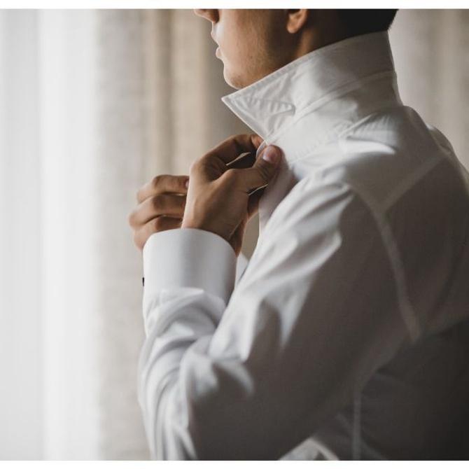 El almidonado de las camisas