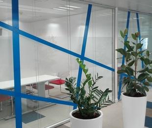 Rotulación de oficinas en Madrid