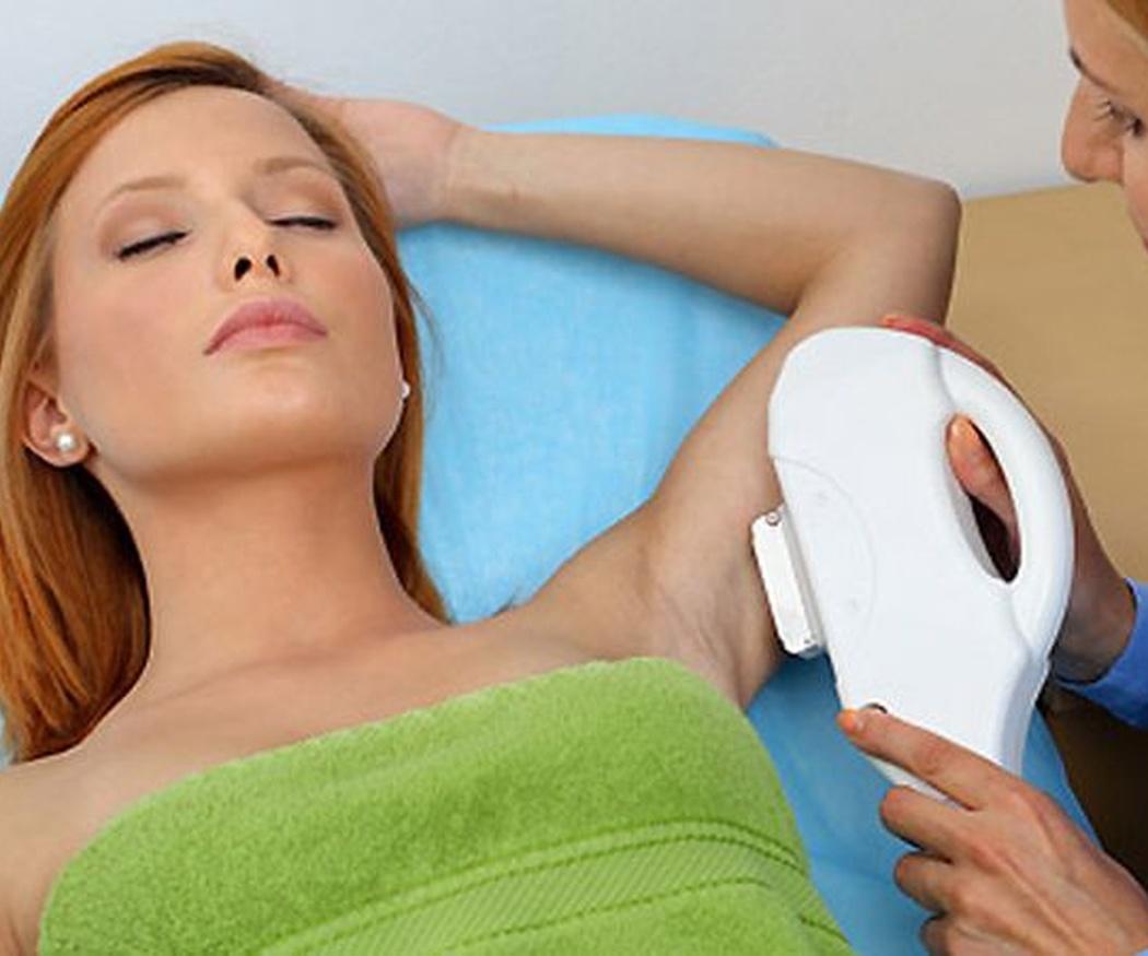 Cuidados de la piel después de la fotodepilación
