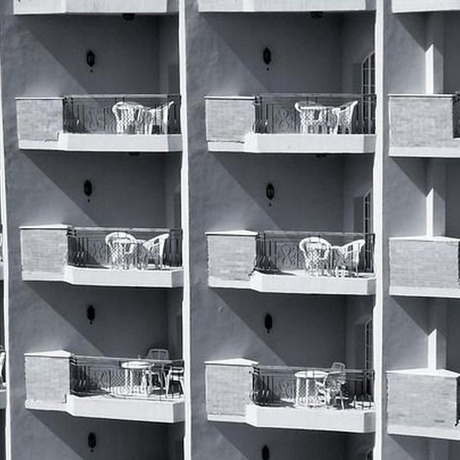 Ventajas del cerramiento de balcones