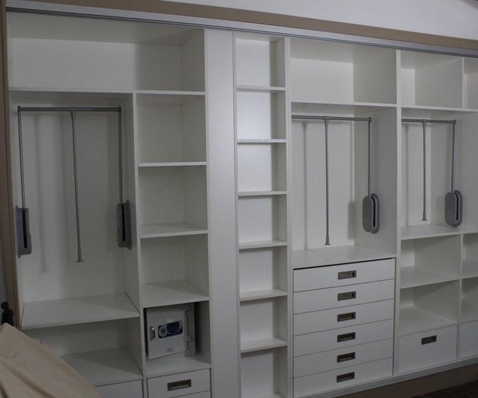 Muebles a medida: Servicios de Carposal