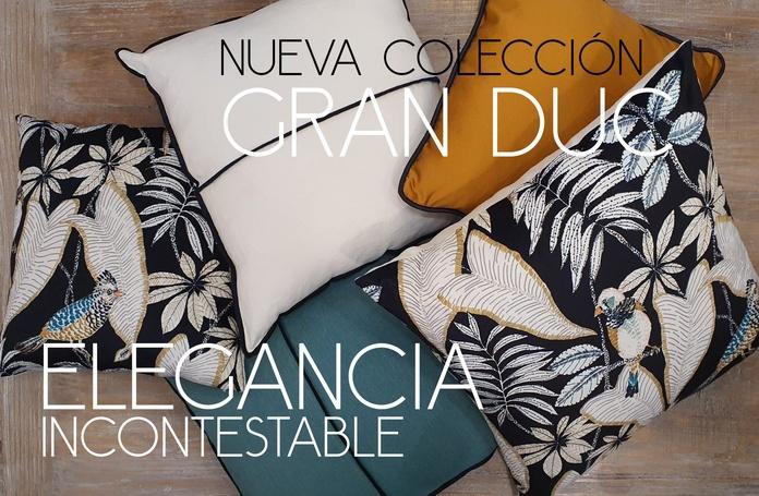 Colección Cojines Gran Duc: COLECCIONES de Casa Nativa