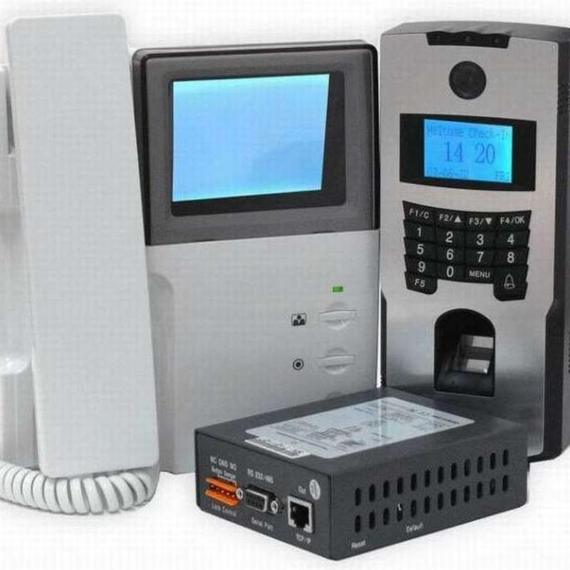 Control de acceso: Telecomunicaciones de Zabatel, S.L.
