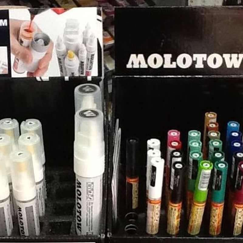 Rotuladores Molotow