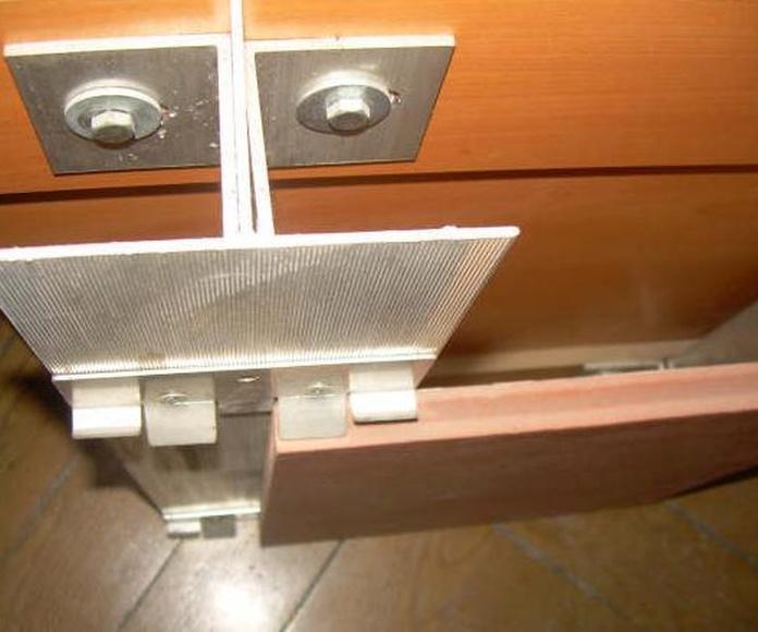 Sistema de fachada ventilada: Servicios  de Reicom Madrid