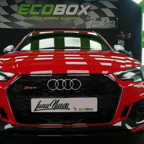 Audi RS4 Completo + Carnauba