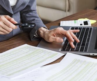 Gestión de Seguridad Social: Asesoría e Inmobiliaria  de ASESORES ARROYO DEL OJANCO